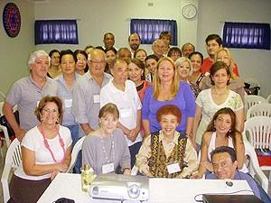 Workshop QT Nível 1 - 10 e 11 novembro de 2012 - Espaço dos Aromas